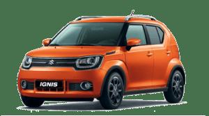 Suzuki Ignis Garage Brüllhardt Niederuzwil