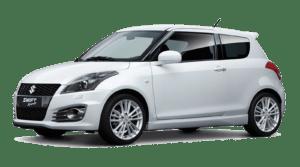 Suzuki Swift Sport Garage Brüllhardt Niederuzwil