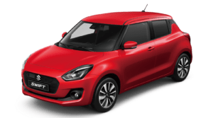 Suzuki new Swift Garage Brüllhardt Niederuzwil