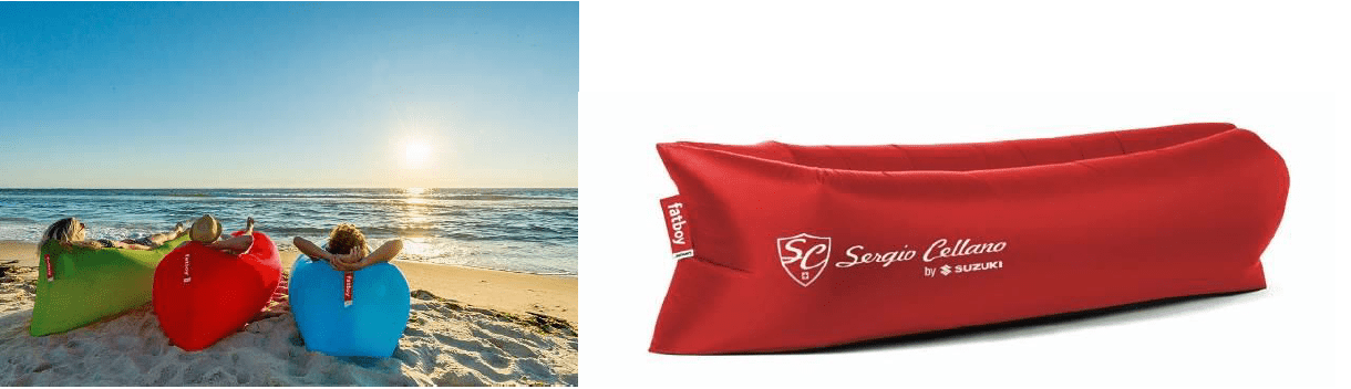 Suzuki Sergio Cellano 2018 - Geschenk