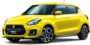 Suzuki New Swift Sport Garage Brüllhardt Niederuzwil