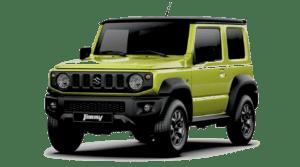 Suzuki New Jimny 2018