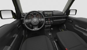 Interieur New Suzuki Jimny 2018