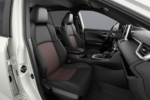 Suzuki Across Plug-in Hybrid Innenraum Sitze