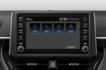 Suzuki Swace Hybrid Touchscreen Audiosystem