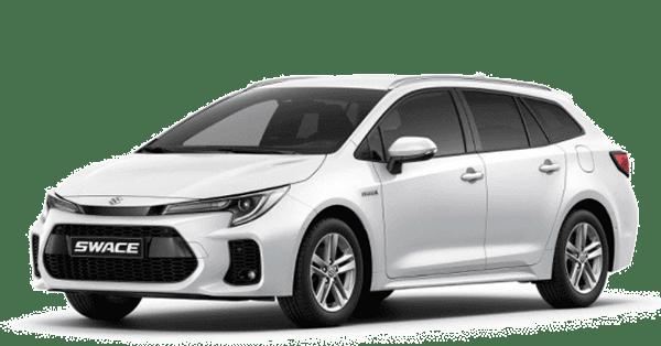 Suzuki Swace Hybrid Aussenansicht