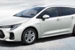 Suzuki Swace Hybrid Aussenansicht vorne