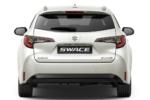 Suzuki Swace Hybrid Heck