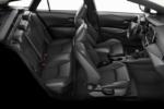 Suzuki Swace Hybrid Innenraum Sitze