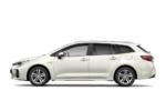 Suzuki Swace Hybrid seitliche Aussanansicht